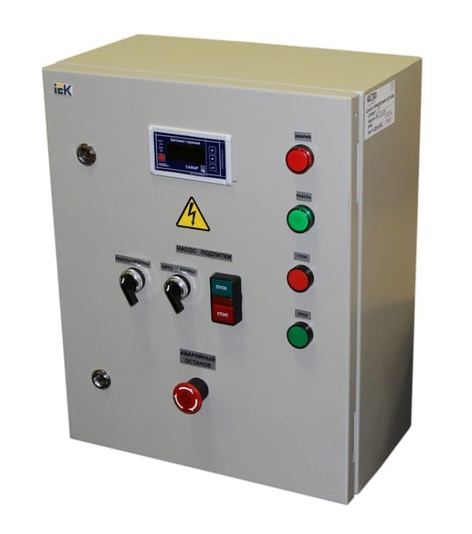 Автомат горения САФАР-400
